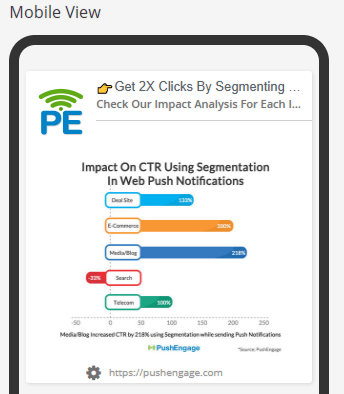 Segment Subscribers In Web Push Notifications