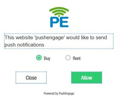 Segment Subscribers In Web Push Notifications at the subscription