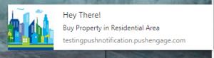 segmentation in push notifications
