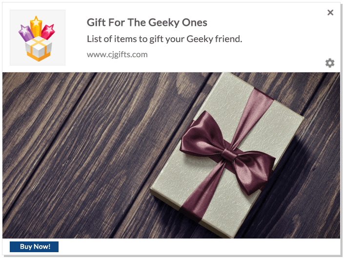 Web Push Notification Ideas: Perfect Gift Guide