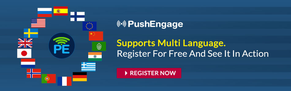 Multi-Language Push Notification Service