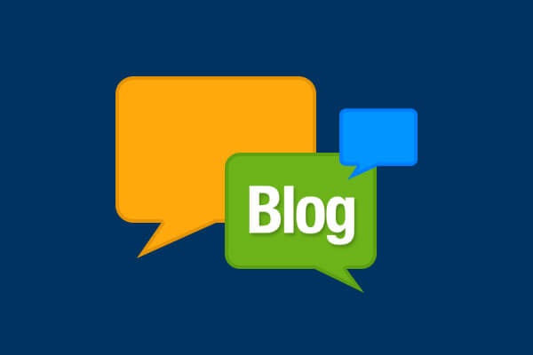 Create Blog to engage with customers