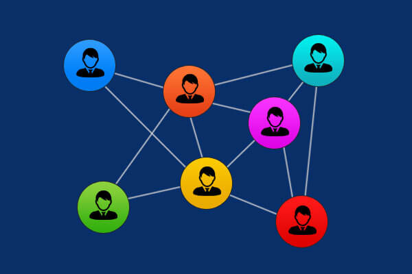 Online Networking to generate leads