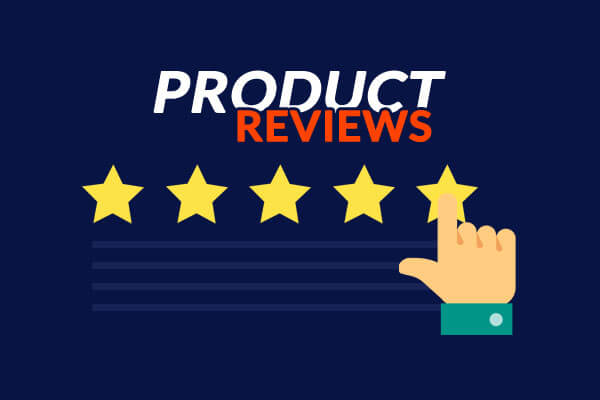 Product Reviews to generate leads