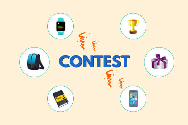 Contest or Giveaway to generate leads