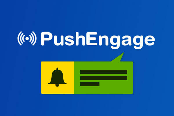 pushengage to engage users