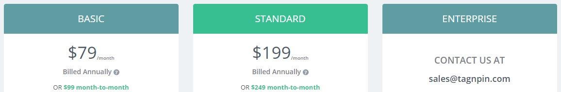 InviteReferrals pricing for e-commerce