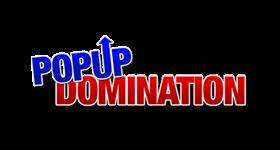 PopupDomination tool for e-commerce