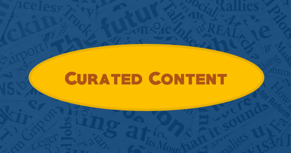 Create Curated Content