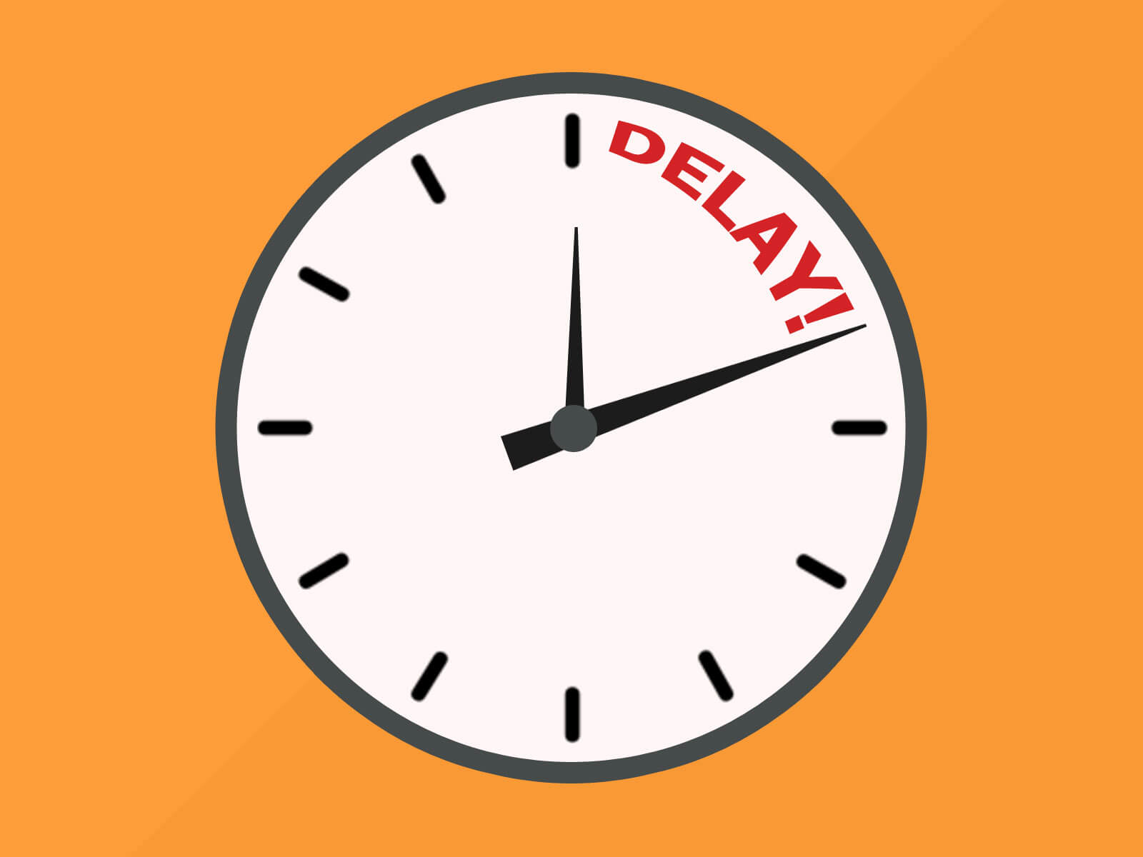 Optimal Delay