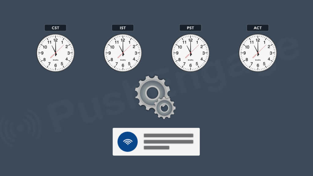 Send Push Notifications in Customers Timezone