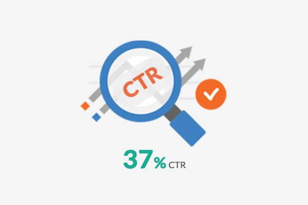 Vegis 37% CTR For Push Notification