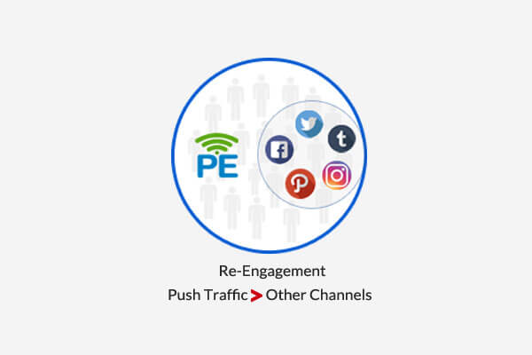Wholesome Yum Re-Engagement Push Traffic Other Channels