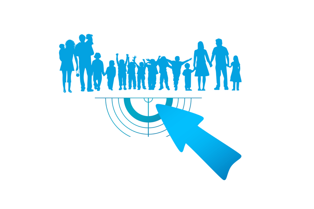 digital helps you to target audience