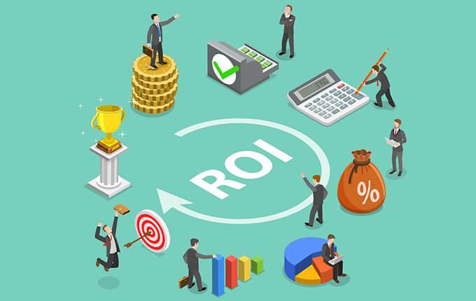 digital marketing provides better ROI