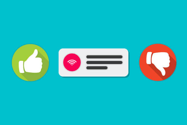 pros and cons of push notifications