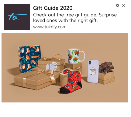 Push Notification Template Gift Guide