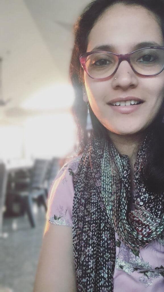 Sunaina Aiyappa, AVP Marketing, ScoutMyTrip