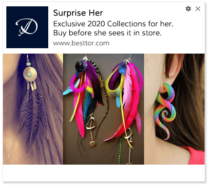 Web Push Notification Template Surprise Her