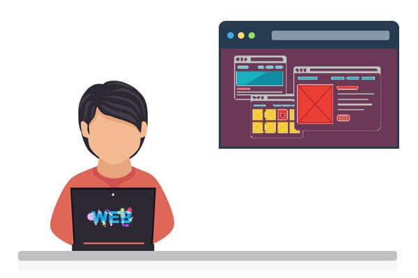 Availability of Web designer