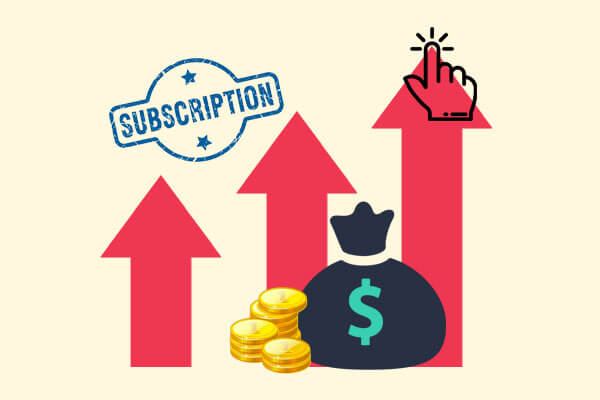 High Subscription Rate