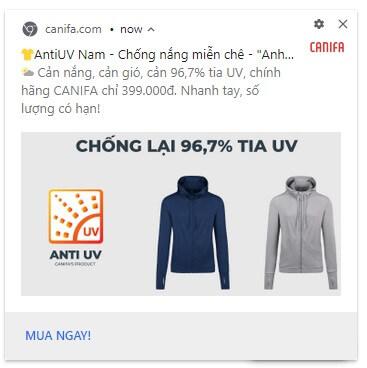 local language push notification