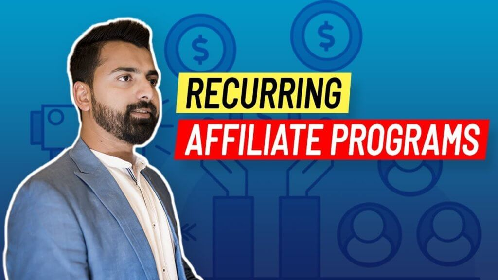 recurring affiliate program