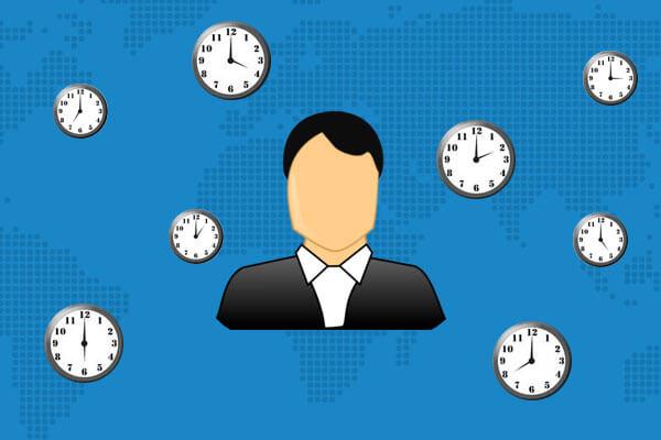 Subscriber Timezone