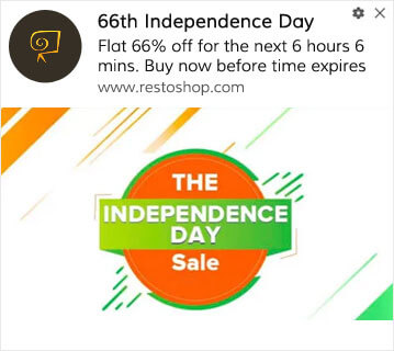 Independence Day Event Sale