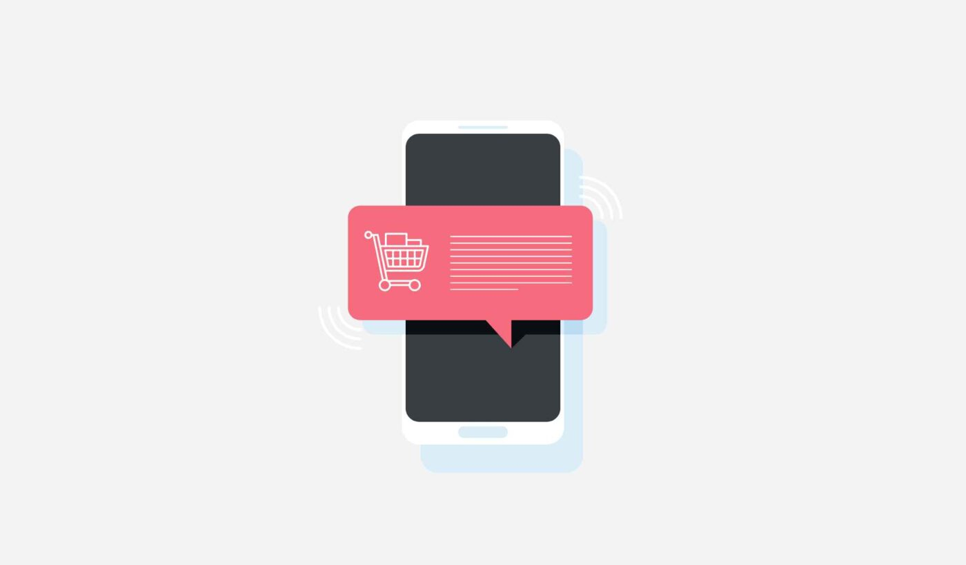 Examples of ecommerce stores using push notifications well