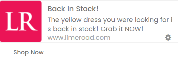 Inventory Alerts