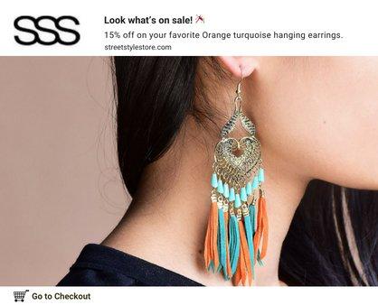 StyleStreetStore price drop alert