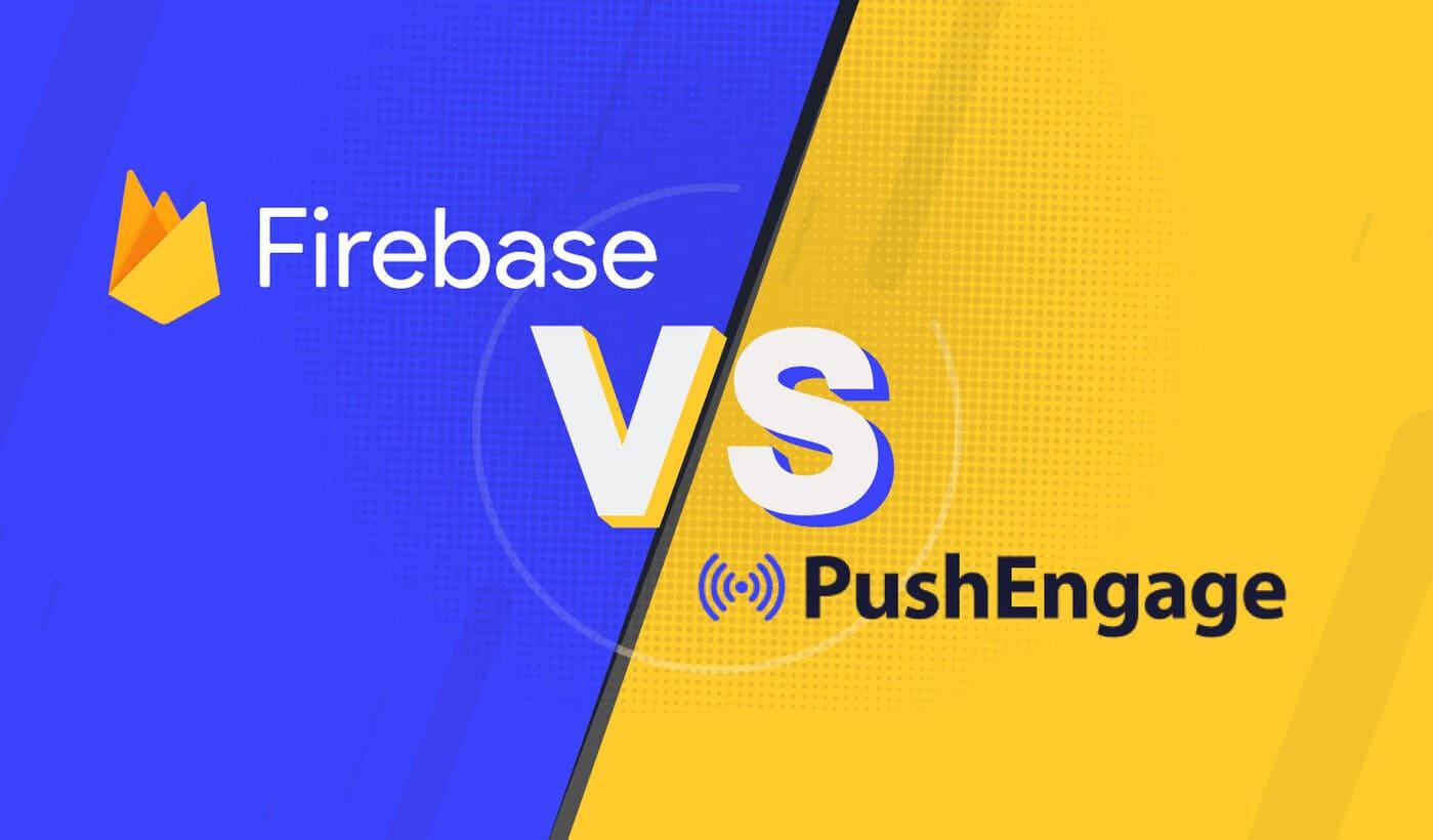 PushEngage vs FCM
