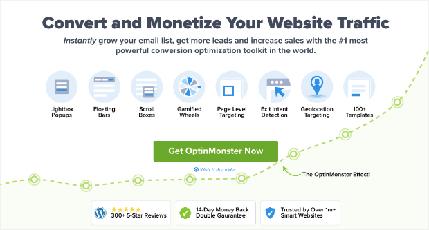Get Started with OptinMonster