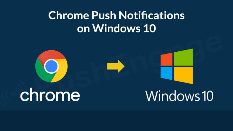 Optimize Chrome Notifications Push Notifications on Windows 10
